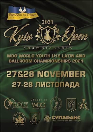 XXVI Kyiv Open Championship 2021