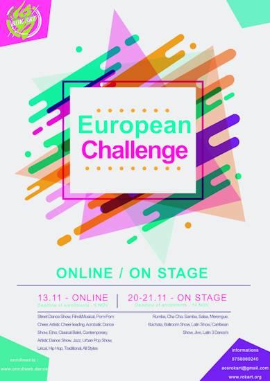 European Challenge ON STAGE