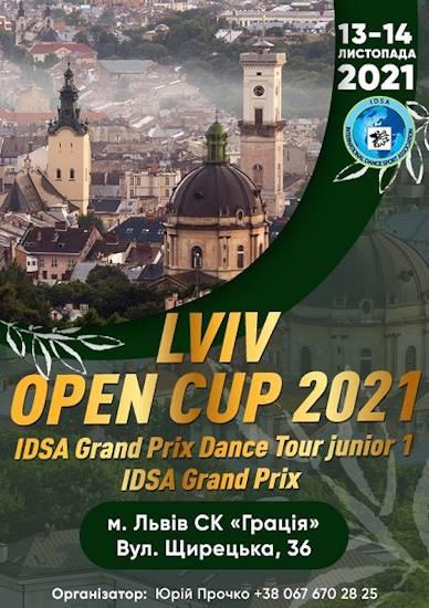 Lviv Open Cup 2021